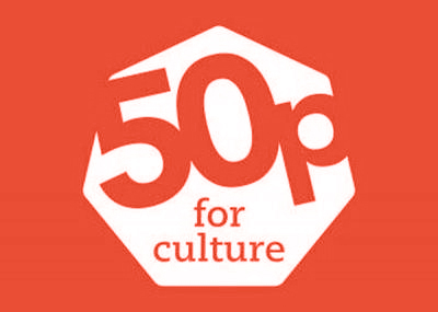 50p for Culture