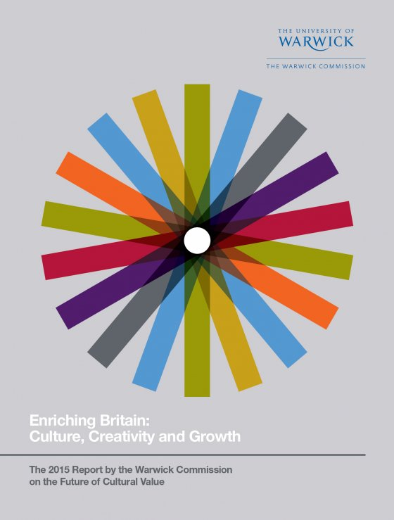 Enriching Britain: Culture, Creativity and Growth