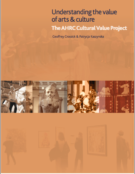 Understanding the value of arts & culture