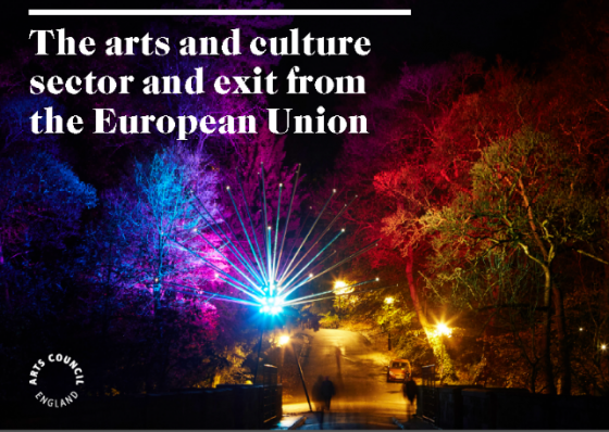 Arts and Culture Logo